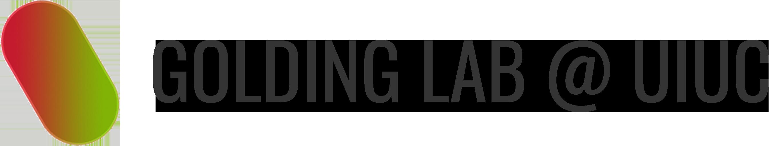 Golding Lab @ UIUC